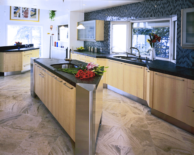 Kitchen Remodel Profile: The Art Collector's Kitchen
