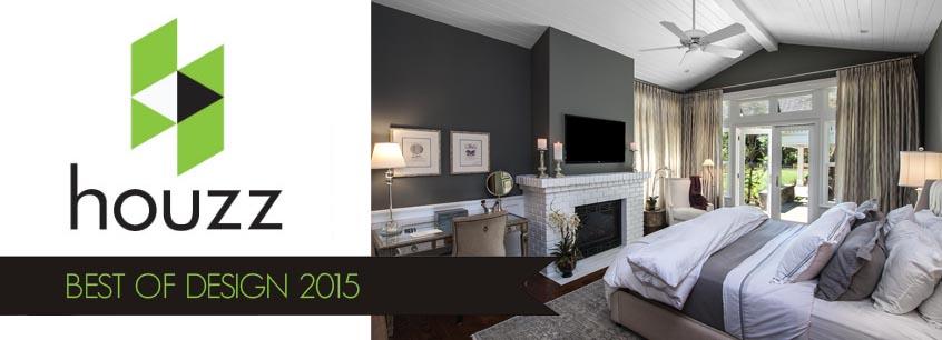 """Zieba Builders Receives """"Best of Houzz"""" Design Award"""