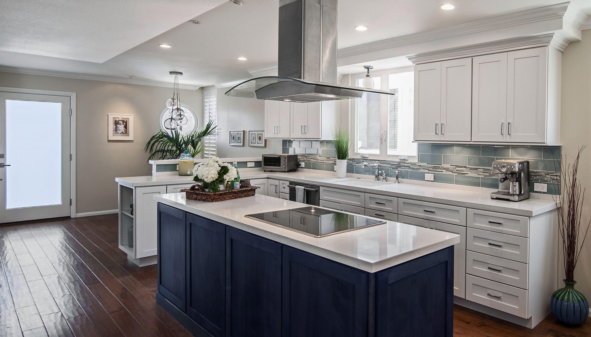 Kitchen Remodel Profile: Reflections of the Sand, Sea and Sky