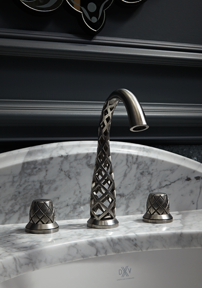 Functional Art for Your Bath: 3D Faucets