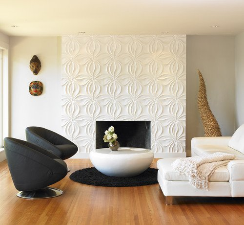 Captivate Your Space: Designing with Textured Walls